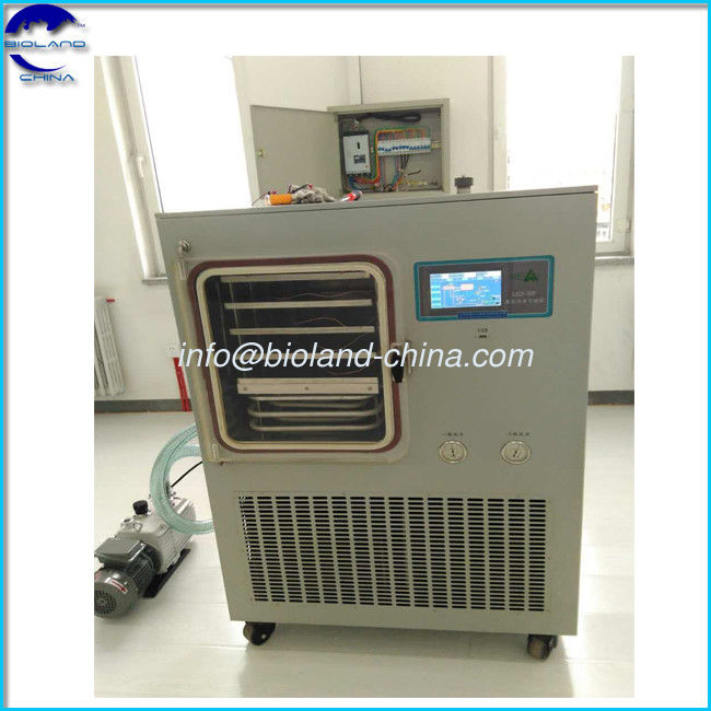 factory price food freeze dryer/vacuum freeze dryer china