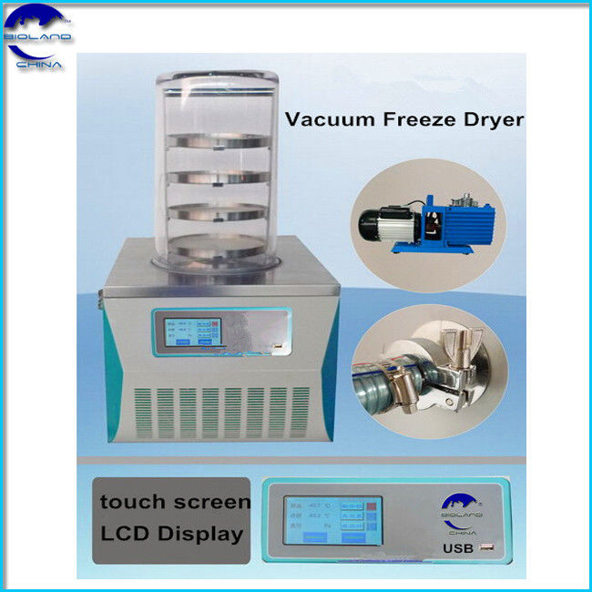 BL-10A China Home use fruit & vegetable food processing Vacuum Freeze Dryers, Lyophilizer Price