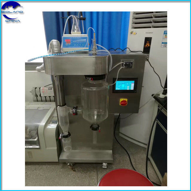 2L /hour laboratory mini spray dryer For Juice Milk Herb spray drying tower detergent powder plant
